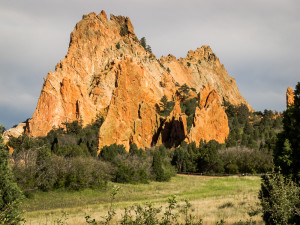 Garden of the Gods - Kerry O'Brien