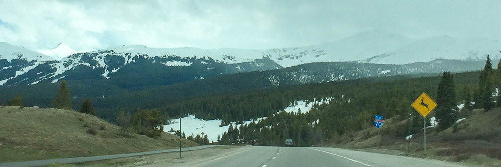 Vail Pass-Photography by Kerry O'Brien